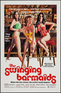 """Movie Posters:Sexploitation, The Swinging Barmaids & Others Lot (Premiere Releasing, 1975).One Sheets (4) (27"""" X 41""""). Sexploitation.. ... (Total: 4 Items)"""