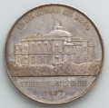 Brazil, Brazil: Pair of Silver Early Republic Medals,... (Total: 2 coins)