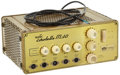 Musical Instruments:Amplifiers, PA, & Effects, 1960's Klemt Echolette M-40 Brass Bass Guitar Amplifier Head,Serial # 22155....