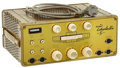 Musical Instruments:Amplifiers, PA, & Effects, 1960's Klemt Echolette NG51-S Brass Tape Echo Unit, Serial #25261....