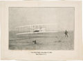 Autographs:Inventors, Orville Wright Photograph Signed....