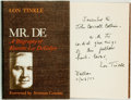 Books:Biography & Memoir, Lon Tinkle. INSCRIBED. Mr. De. A Biography of Everette LeeDeGolyer. Boston: Little, Brown, [1970]. First edition. ...