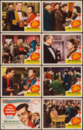 "Movie Posters:Musical, The Great Caruso (MGM, 1951). Lobby Card Set of 8 (11"" X 14""). Musical.. ... (Total: 8 Items)"