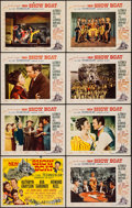 """Movie Posters:Musical, Show Boat (MGM, 1951). Lobby Card Set of 8 (11"""" X 14""""). Musical.. ... (Total: 8 Items)"""