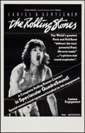 "Movie Posters:Rock and Roll, Ladies and Gentlemen: The Rolling Stones (Dragon Aire, 1973). One Sheet (24"" X 38"") QuadraSound Style. Rock and Roll.. ..."