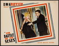 """Movie Posters:Comedy, Battle of the Sexes (United Artists, 1928). Lobby Card (11"""" X 14""""). Comedy.. ..."""