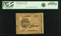 Continental Currency February 17, 1776 $7 Fr. CC-29. PCGS Gem New 65PPQ