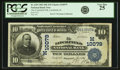 Litchfield, IL - $10 1902 Date Back Fr. 620 The Litchfield NB Ch. # (M)10079 PCGS Very Fine 25