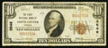 National Bank Notes:Kansas, Smith Center, KS - $10 1929 Ty. 1 The First NB Ch. # 3546. ...