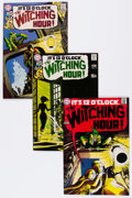 Bronze Age (1970-1979):Horror, The Witching Hour Group (DC, 1969-78) Condition: Average VF....(Total: 54 Comic Books)