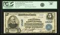 National Bank Notes:Missouri, Jefferson City, MO - $5 1902 Plain Back Fr. 610 The Exchange NB Ch.# 13142 PCGS Very Fine 20.. ...