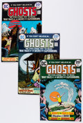Bronze Age (1970-1979):Horror, Ghosts Group (DC, 1973-79) Condition: Average VF-.... (Total: 20Comic Books)