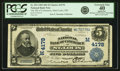 National Bank Notes:Missouri, Saint Louis, MO - $5 1902 Date Back Fr. 593 The NB of Commerce Ch.# (M)4178 PCGS Extremely Fine 40 Apparent.. ...