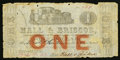Obsoletes By State:Louisiana, New Orleans, LA- Hall & Briscoe $1 Mar. 1, 1862. ...