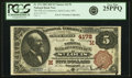 National Bank Notes:Missouri, Saint Louis, MO - $5 1882 Brown Back Fr. 474 The NB of Commerce Ch. # (M)4178 PCGS Very Fine 25PPQ.. ...