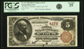 National Bank Notes:Missouri, Saint Louis, MO - $5 1882 Brown Back Fr. 474 The NB of Commerce Ch.# 4178 PCGS Very Fine 25.. ...
