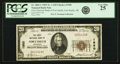 Fort Smith, AR - $20 1929 Ty. 1 The First NB Ch. # 1950 PCGS Very Fine 25