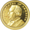 Proof Commemorative Gold: , 1903 G$1 Louisiana Purchase/McKinley PR67 PCGS. While generally not a worthy issue, the 1903 McKinley gold dollar in proof ...