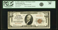 National Bank Notes:Missouri, Maplewood, MO - $10 1929 Ty. 1 The Citizens NB Ch. # 12955 PCGSVery Fine 30.. ...