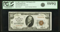 National Bank Notes:Missouri, Saint Louis, MO - $10 1929 Ty. 1 First NB Ch. # 170 PCGS ChoiceAbout New 55PPQ.. ...