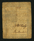 Colonial Notes:Delaware, Delaware January 1, 1776 18d Good.. ...