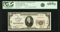 National Bank Notes:Missouri, Saint Louis, MO - $20 1929 Ty. 1 First NB Ch. # 170 PCGS Very Fine30PPQ.. ...
