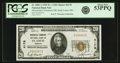 National Bank Notes:Missouri, Saint Louis, MO - $20 1929 Ty. 1 Mercantile-Commerce NB Ch. # 4178PCGS About New 53PPQ.. ...