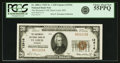 National Bank Notes:Missouri, Saint Louis, MO - $20 1929 Ty. 1 The Boatmen's NB Ch. # 12916 PCGSChoice About New 55PPQ.. ...