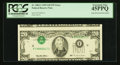 Error Notes:Inverted Third Printings, Fr. 2082-I $20 1995 Federal Reserve Note. PCGS Extremely Fine45PPQ.. ...
