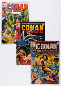 Bronze Age (1970-1979):Adventure, Conan the Barbarian #1-49 Group (Marvel, 1970-75).... (Total: 50 Comic Books)