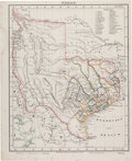 Miscellaneous:Maps, [Map]. Carl Flemming. Texas....