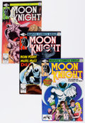 Modern Age (1980-Present):Superhero, Moon Knight #1-6 Box Lot (Marvel, 1980-81) Condition: AverageVF/NM....