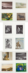 Miscellaneous:Ephemera, A Southwestern Portfolio. A Distinguished Collection of Prints....