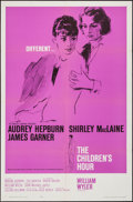 """Movie Posters:Drama, The Children's Hour (United Artists, 1962). One Sheet (27"""" X 41"""").Drama.. ..."""
