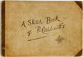 Books:Art & Architecture, [Randolph Caldecott]. A Sketchbook of R. Caldecott's. London & New York: George Routledge and Sons, [n.d., circa 188...