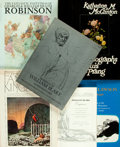 Books:Art & Architecture, [Illustration]. Group of Six Books on Illustration Art. Various Publisher's and dates. ... (Total: 6 Items)