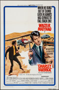 "Movie Posters:Crime, Charley Varrick (Universal, 1973). One Sheet (27"" X 41""), LobbyCard Set of 8 (11"" X 14""), Uncut Pressbook (11 Pages, 8.5"" X...(Total: 12 Items)"