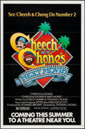 """Movie Posters:Comedy, Cheech and Chong's Next Movie & Other Lot (Universal, 1980). One Sheets (2) (27"""" X 41"""") Advance & Regular. Comedy.. ... (Total: 2 Items)"""