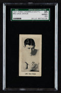 Boxing Cards:General, 1927 E211 York Caramel Prizefighters Dave Shade #40 SGC 35 Good+2.5....
