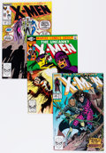 Modern Age (1980-Present):Superhero, X-Men Group (Marvel, 1981-90) Condition: Average NM-.... (Total: 65Comic Books)
