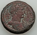 Ancients:Roman Provincial , Ancients: EGYPT. Alexandria. Trajan (AD 98-117). AE 34 mm (22.42 gm)....