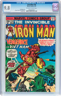 Bronze Age (1970-1979):Superhero, Iron Man #78 (Marvel, 1975) CGC NM/MT 9.8 Off-white to white pages....