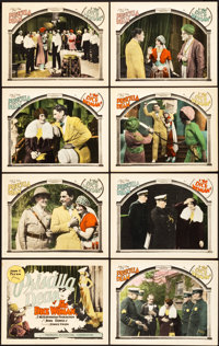 "The Dice Woman (Producers Distributing Corp., 1926). Lobby Card Set of 8 (11"" X 14""). ... (Total: 8 Items)"