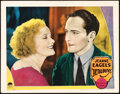 "Movie Posters:Drama, Jealousy (Paramount, 1929). Lobby Card (11"" X 14"").. ..."