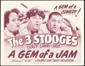 "Movie Posters:Comedy, A Gem of a Jam (Columbia, 1944). Title Lobby Card (11"" X 14"").. ..."
