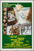 "Movie Posters:War, Force 10 from Navarone (American International, 1978). One Sheets(2) (27"" X 41"") Advance & Regular. War.. ... (Total: 2 Items)"