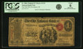 National Bank Notes:Rhode Island, Providence, RI - $1 Original Fr. 380a The Old NB Ch. # 1151 PCGS Good 6 Apparent.. ...