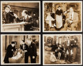 """Movie Posters:Crime, The Unholy Three (MGM, 1930). Photos (4) (8"""" X 10""""). Crime.. ... (Total: 4 Items)"""