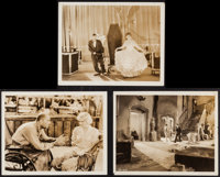 "West of Zanzibar & Other Lot (MGM, 1928). Photos (3) (8"" X 10""). Mystery. ... (Total: 3 Items)"