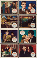 """Movie Posters:Hitchcock, The Paradine Case (Selznick, 1948). Lobby Card Set of 8 (11"""" X14""""). Hitchcock.. ... (Total: 8 Items)"""